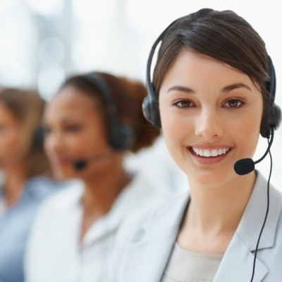 Forward your business phone calls to us to have a live person greet your callers and connect them to you, or take a message.