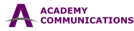 Academy Communications Logo